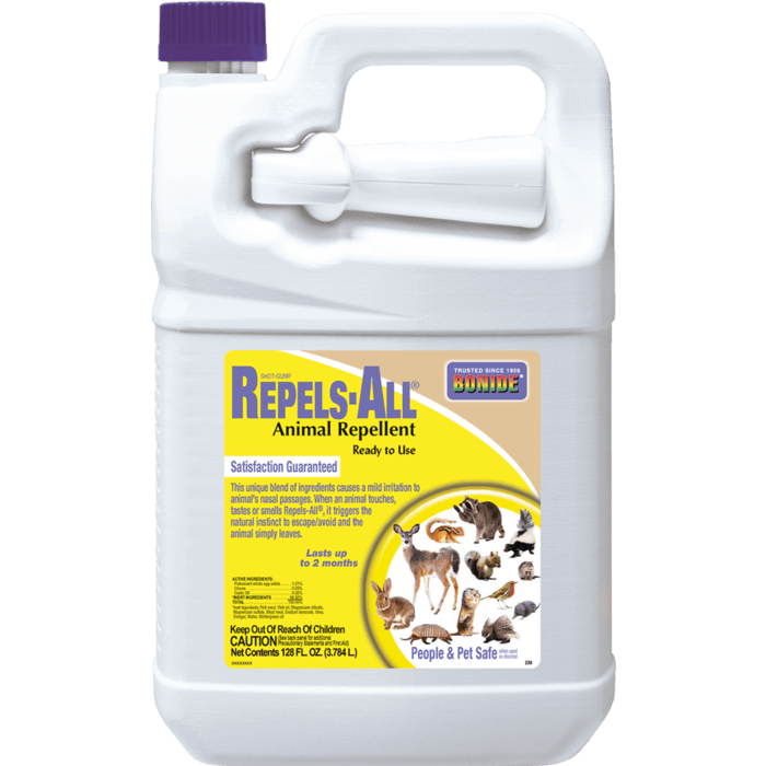 1Gal Repels-All Animal Repellent RTU Bonide