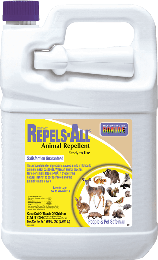 1Gal Repels-All Animal Repellent RTU Bonide