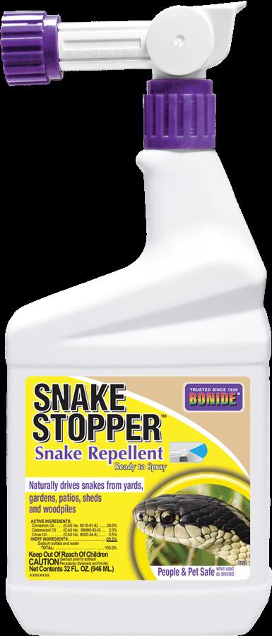 1Qt Snake Stopper RTS Repellent Bonide
