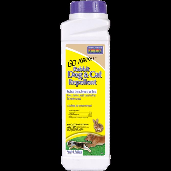 1Lb Go Away Rabbit Dog & Cat Repellent Granules Bonide
