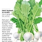 Seed Turnip Market Express - Brassica rapa