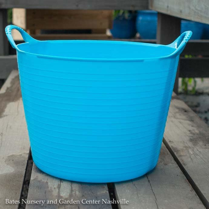 3.5Gal/14L Tubtrug Flexible Small Bucket - Blue