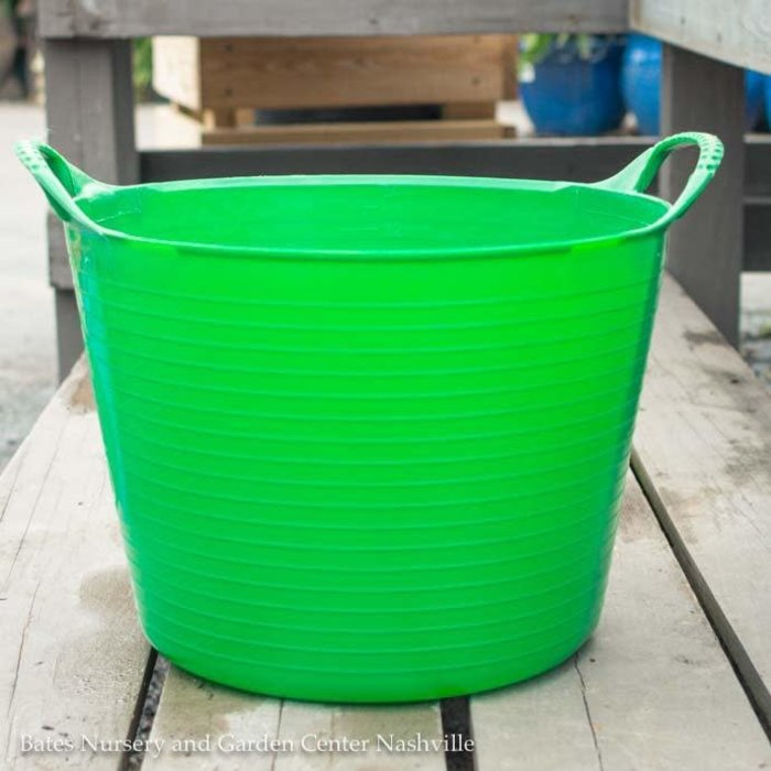 3.5Gal/14L Tubtrug Flexible Small Bucket - Green
