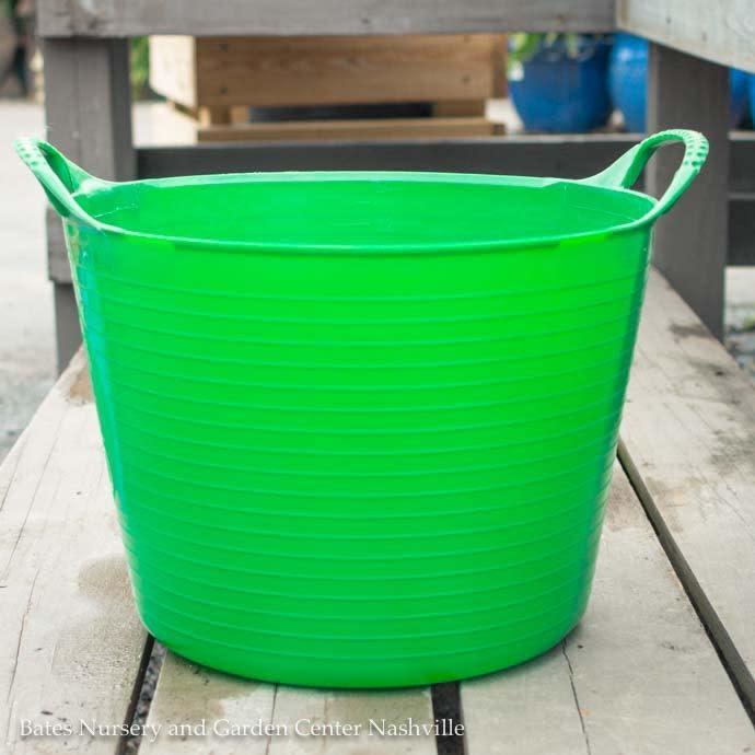 3.5Gal/14L Tubtrug Flexible Small Bucket - Green