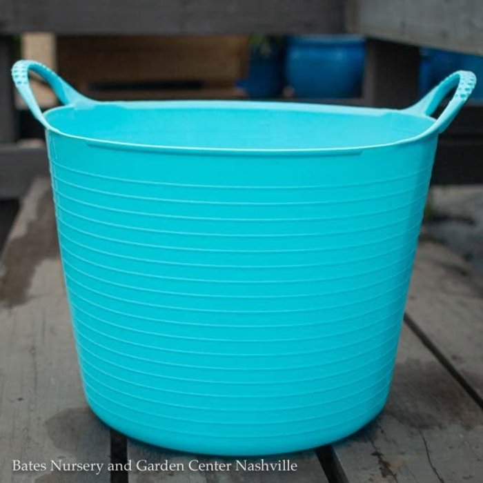 3.5Gal/14L Tubtrug Flexible Small Bucket - Sky Blue