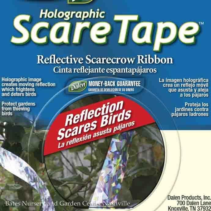 """Scare Tape 3/4"""" x 100' Prismatic / Reflective Dalen"""