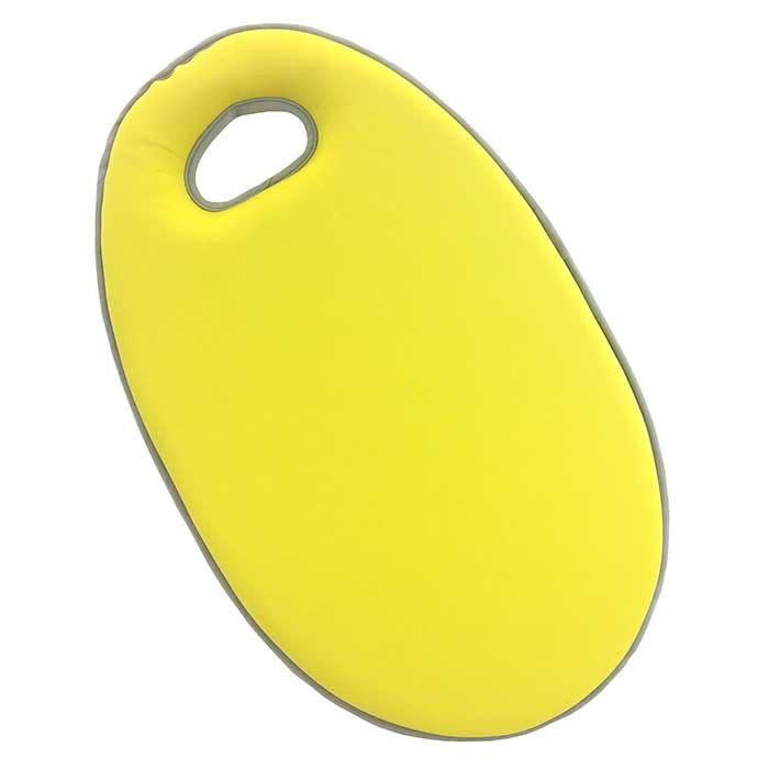 Kneeling Pad Yellow Garden Memory Foam