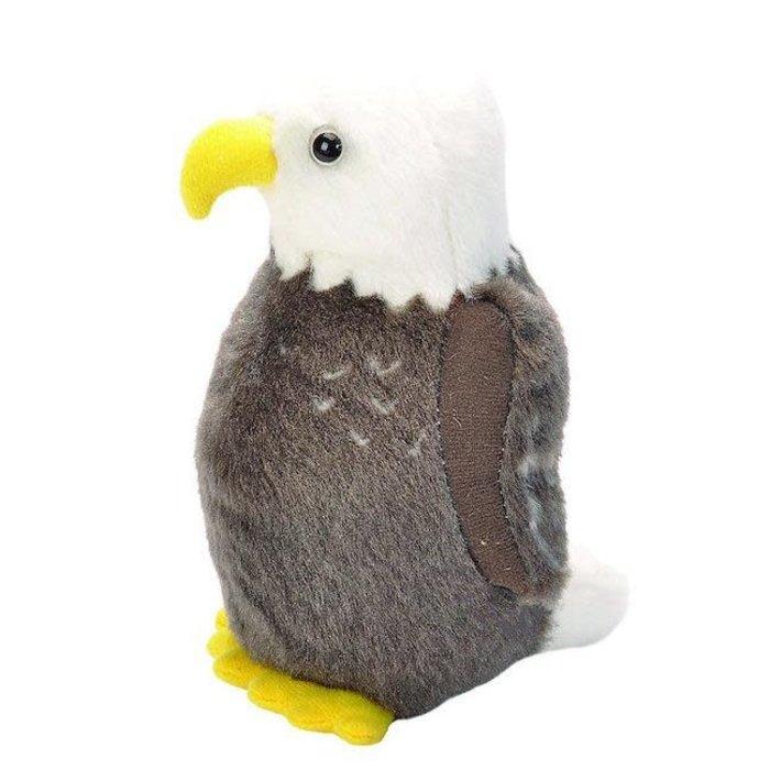 Bald Eagle Audubon Plush Toy