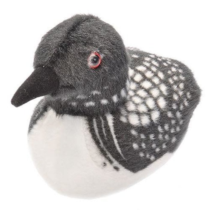 Common Loon Audubon Plush Toy