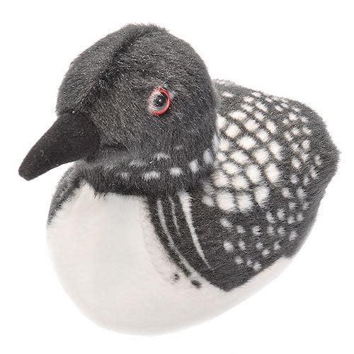 Common Loon Audubon Plush Toy