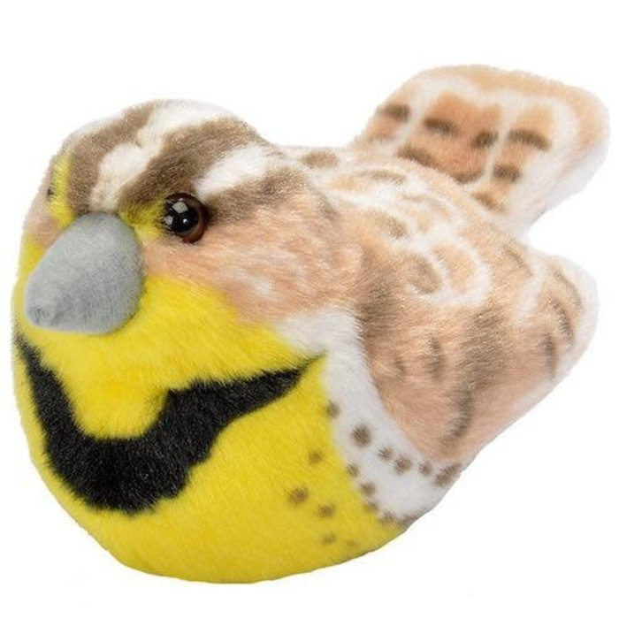 Western Meadowlark Audubon Plush Toy