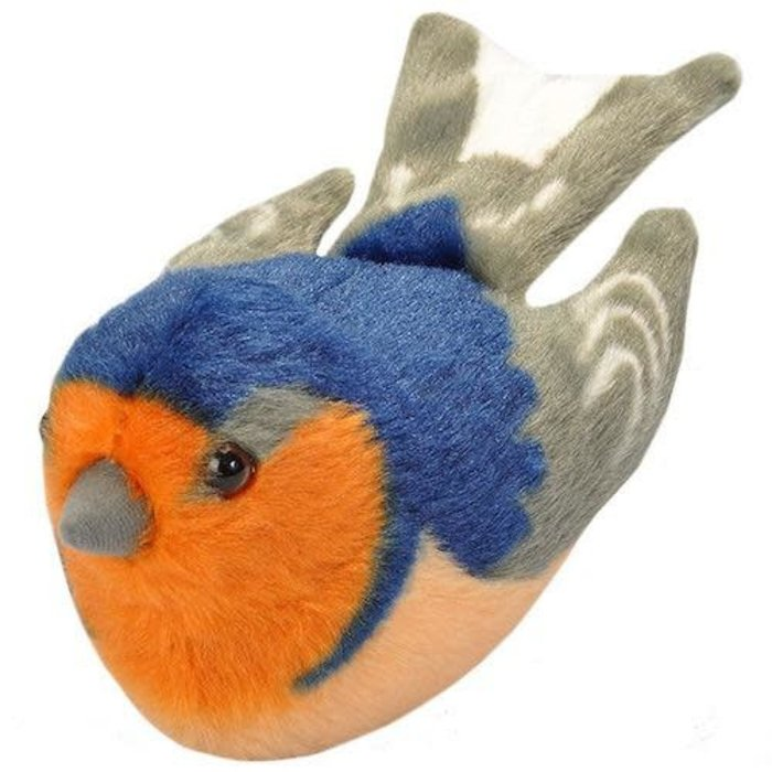 Barn Swallow Audubon Plush Toy