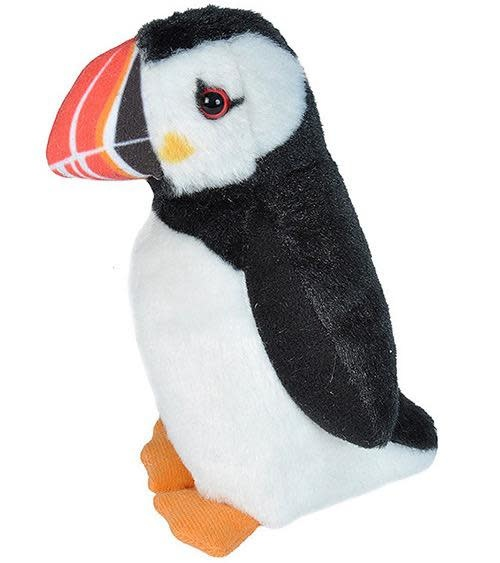 Atlantic Puffin Audubon Plush Toy