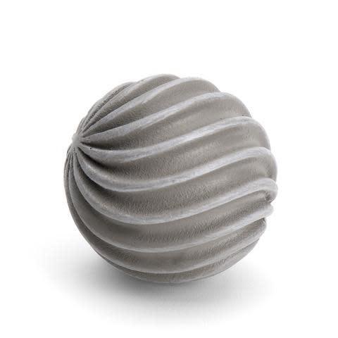 """Zen Garden Ball / Orb Whirls 1.5"""" - Zen Sand Pattern"""