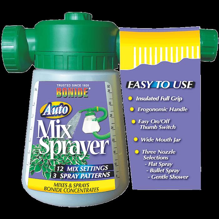 Hose End Sprayer Auto Mix Bonide