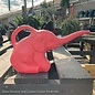 2 Qt Watering Can Elephant Pink Plastic Union