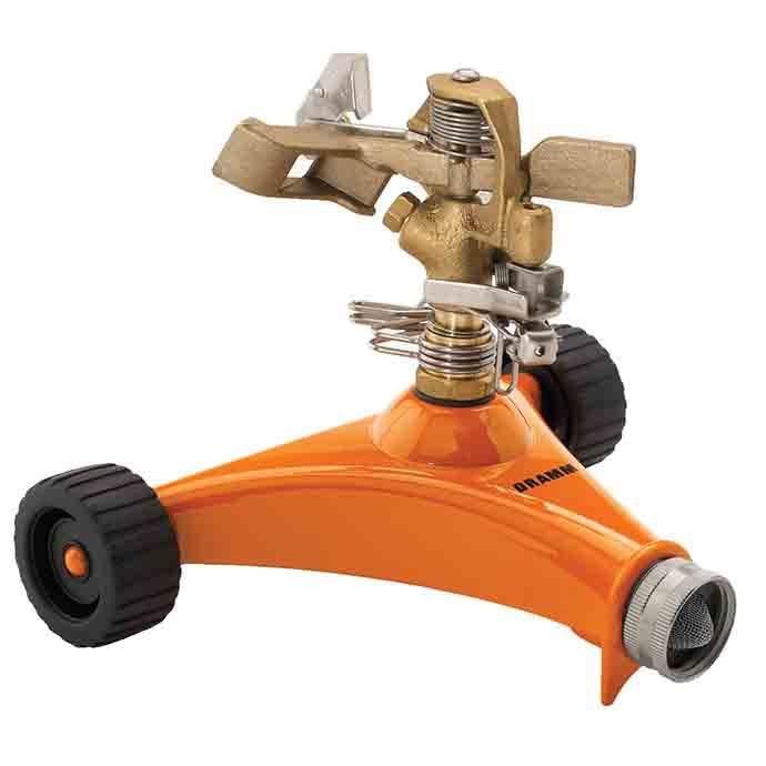 Sprinkler Impulse Wheeled Base ColorStorm Dramm Orange