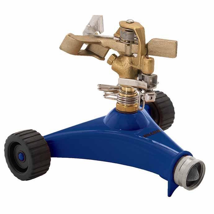 Sprinkler Impulse Wheeled Base ColorStorm Dramm Blue