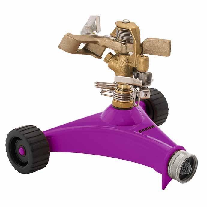 Sprinkler Impulse Wheeled Base ColorStorm Dramm Purple