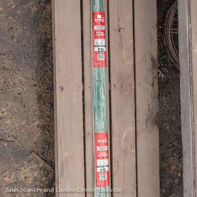 4' Bamboo Stakes Green 25/pkg Bond