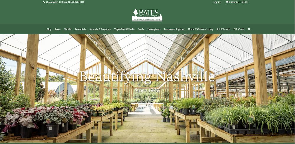 How to Create an Account on BatesNursery.com