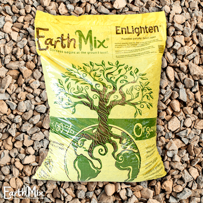Bag EarthMix® EnLIGHTEN™ Expanded Shale  20Liter/18Qt