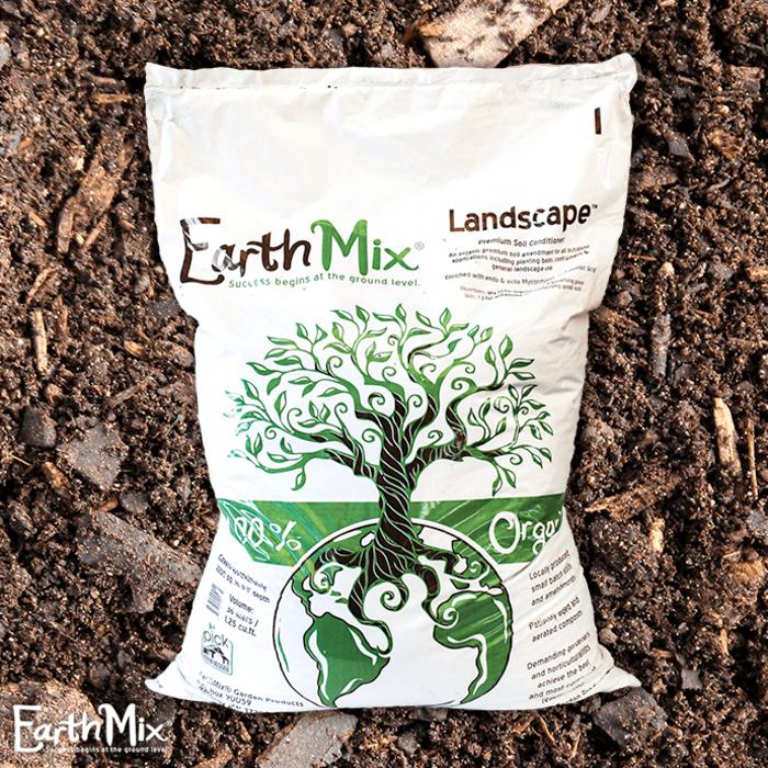Bag 36L /1.25 Cuft EarthMix® Landscape™ Premium Soil Conditioner PSC