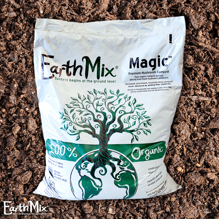 Bag 20L /18Qt EarthMix® Magic™ / Mushroom Compost