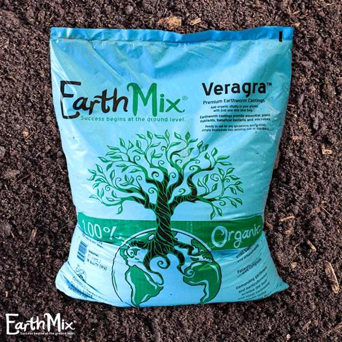 Bag EarthMix® Veragra™ / Earthworm Castings 20L/18Qt