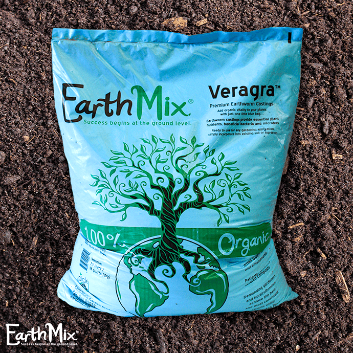 Bag EarthMix® Veragra™ / Earthworm Castings 20L/18Qt