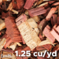 E-8 Bulk EarthMix® Cedar™ Chip Mulch 1.25 C/Y (4 Scoop Maximum Per Delivery  1 Bulk Product Per Delivery)