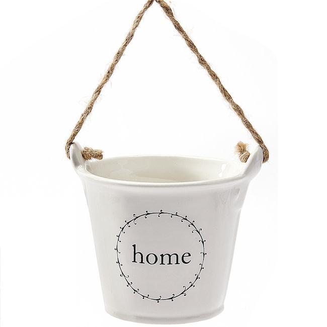Hanging Pot Taper w/Handles Home Asst