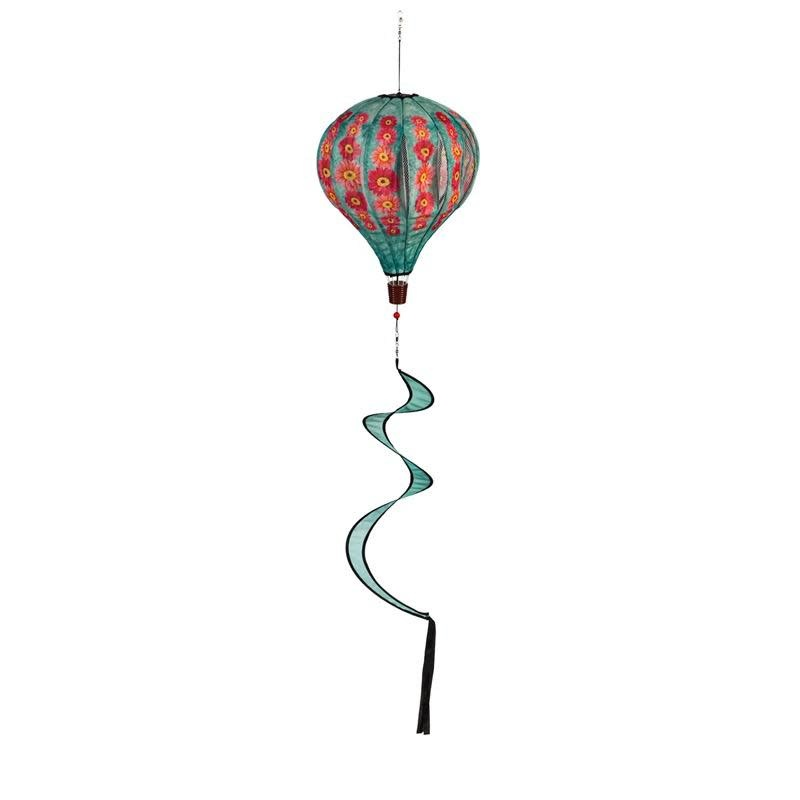 Balloon Spinner Gerbera Daisies