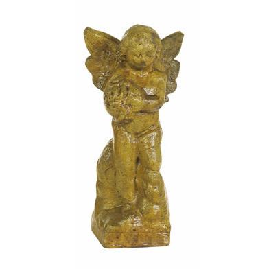 Statuary Small Kneeling Angel/Rock Angel 11H