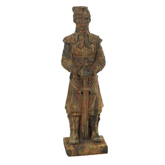 Statuary Chinese Warrior 30H