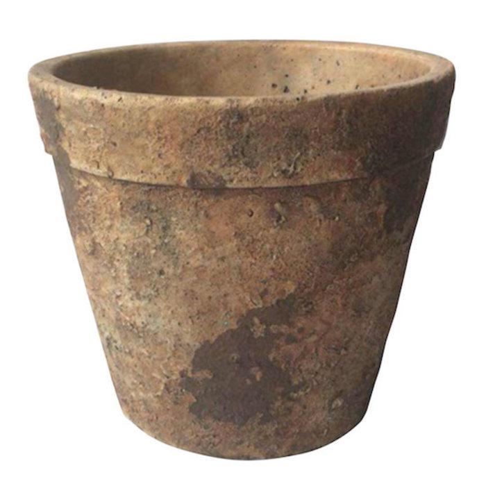 Pot Fairfax Antique Standard Sml 4x4 Rustic