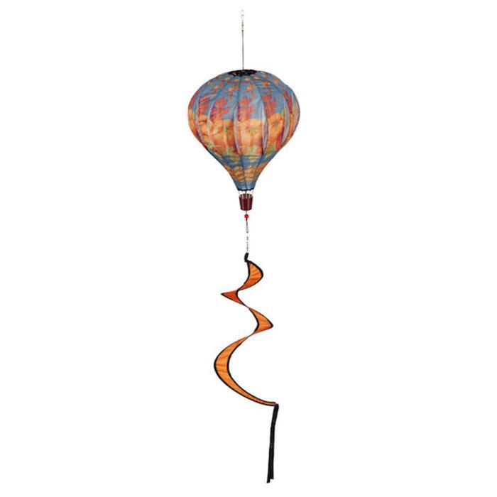 Balloon Spinner Be Thankful Pumpkins
