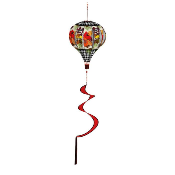 Balloon Spinner Fall Songbirds