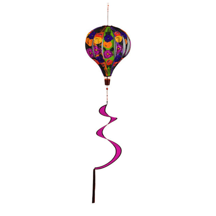 Balloon Spinner Halloween Floral