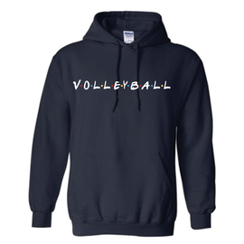 Lucky Dog Volleyball Central Perk Hoodie