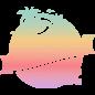 Sunshine Logo #1 USAV Sunshine QP Event Logo Sticker