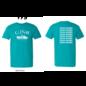 GJNC Venetian Team Name USAV GJNC 2021 Venetian Team Name Short Sleeve Tee