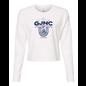 GJNC Oceans 11 USAV GJNC 2021 Oceans 11 Cropped Long Sleeve Tee