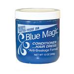 BLUE MAGIC BLUE MAGIC CONDITIONER HAIR DRESS [BLUE] (12OZ)