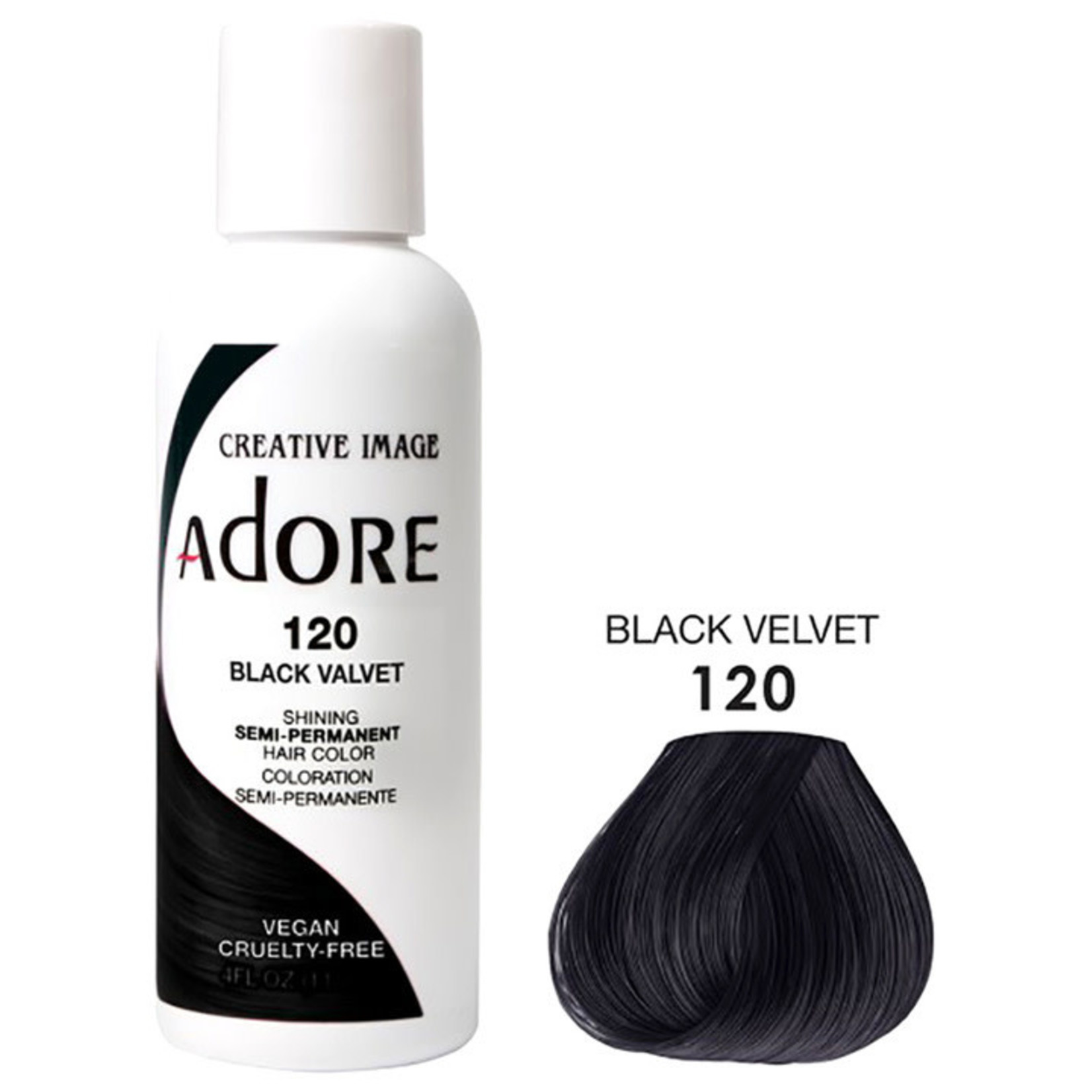 ADORE ADORE SEMI PERMANENT HAIR COLOR
