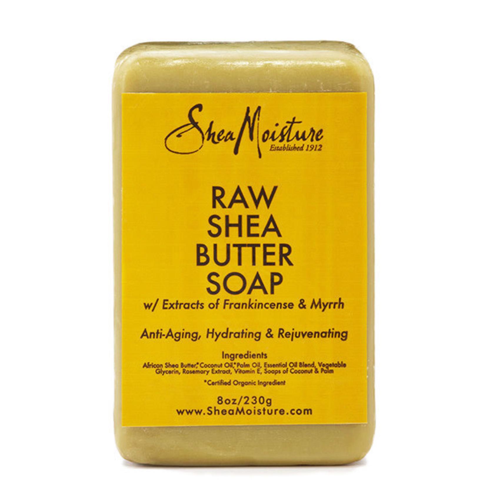SHEA MOISTURE SHEA MOISTURE RAW SHEA BUTTER SOAP [8OZ]