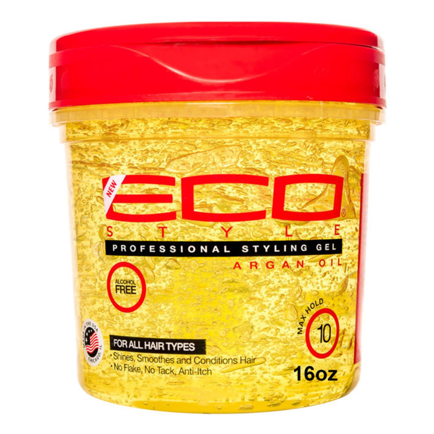 ECO STYLE ECO STYLING GEL - ARGAN OIL [16 OZ]