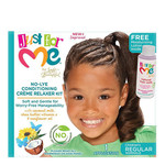 JUST FOR ME JUST FOR ME NO-LYE CONDITIONING CREME RELAXER KIT - REGULAR