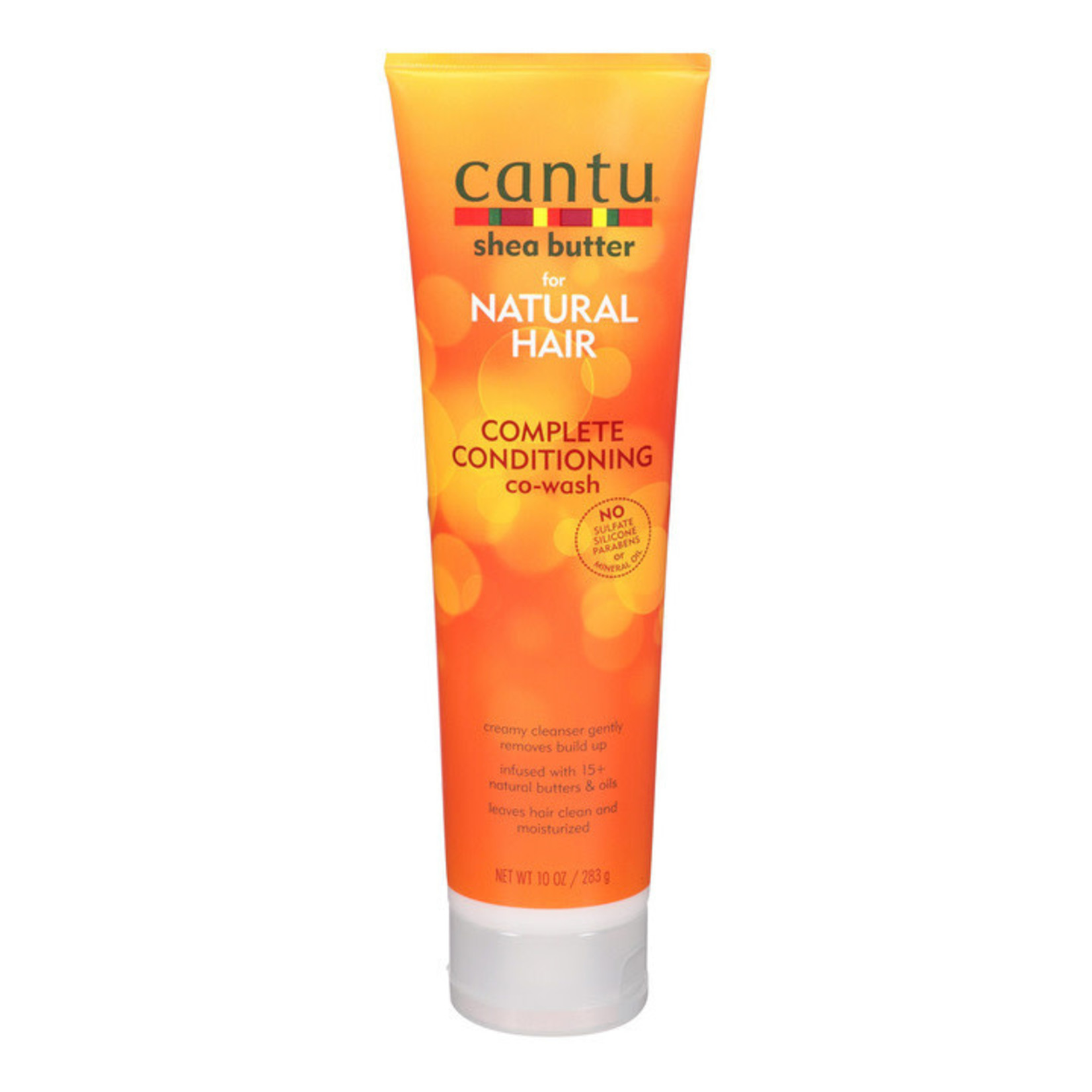 CANTU CANTU NATURAL HAIR CONDITIONING CO-WASH [10OZ]
