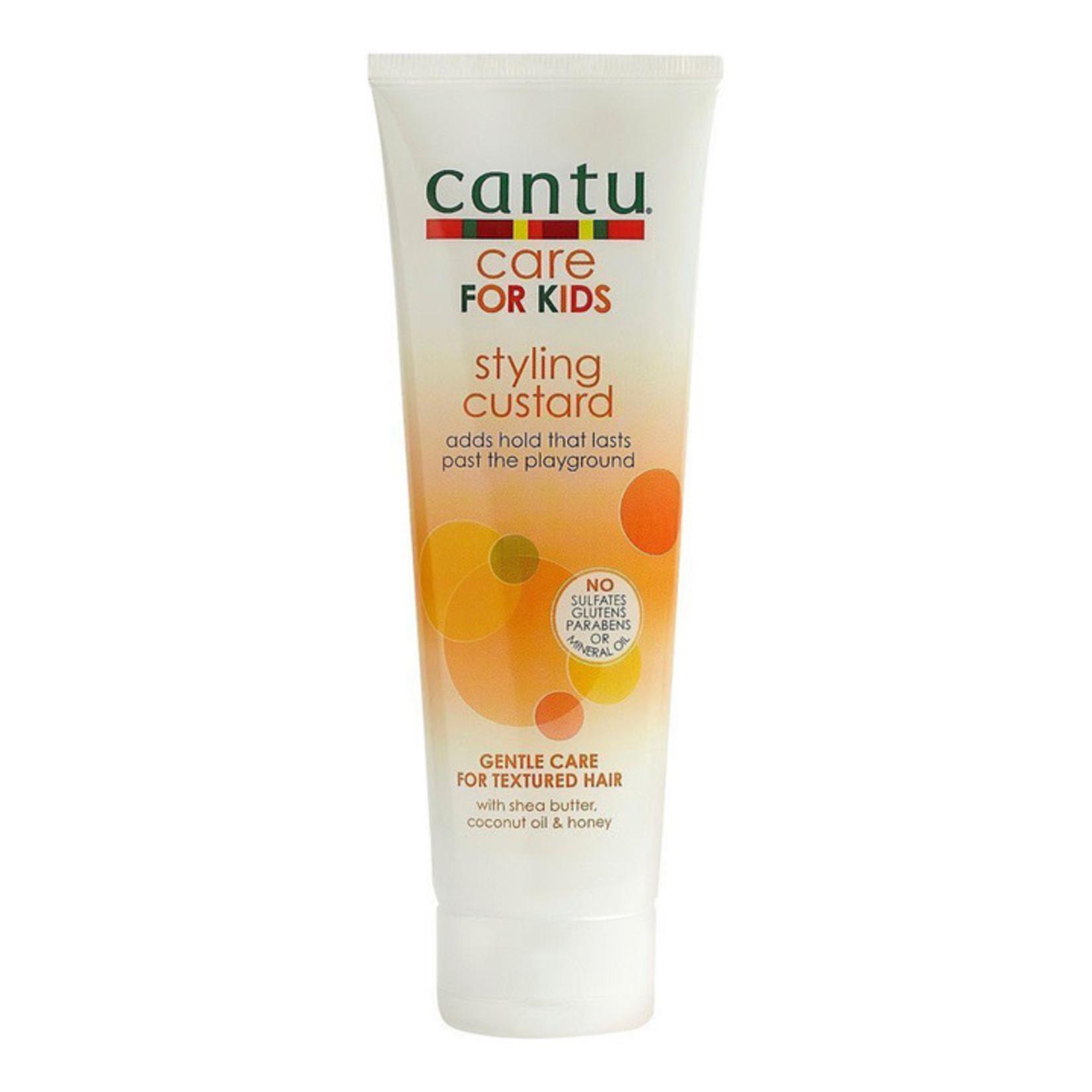 CANTU CANTU KIDS STYLING CUSTARD TUBE [8OZ]